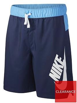 nike-sportswear-kidsnbspwoven-shorts-navyblue