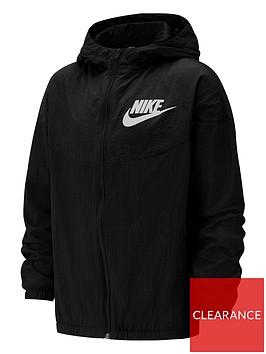 nike-sportswear-kids-woven-jacket-black