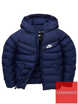 nike-kids-b-nsw-filled-jacket-navywhite