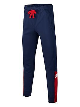 nike-sportswear-pants-navyred