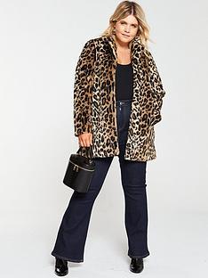 junarose-curve-gao-faux-fur-leopard-jacket-animal