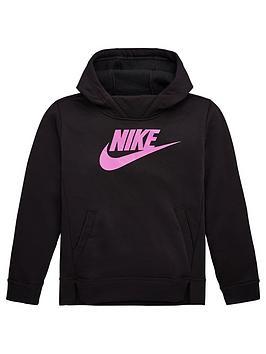 nike-sportswear-girls-hoodie-blackpurple