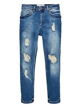 illusive-london-boys-skinny-ripped-jeans-blue