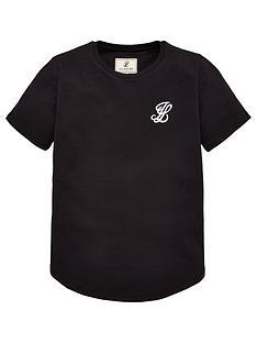 illusive-london-boys-core-short-sleeve-t-shirt-black