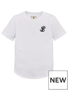 fcf0d96c3abac Illusive London Boys Core Short Sleeve T-shirt - White