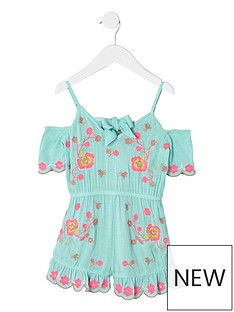 river-island-mini-mini-girls-floral-embroidered-playsuit-blue