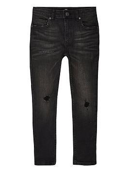 river-island-boys-black-wash-sid-ripped-skinny-jeans