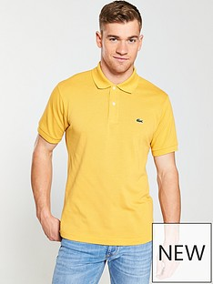 lacoste-classic-polo-shirt-mustard