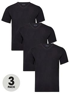 boss-bodywear-3-pack-v-neck-t-shirts-black