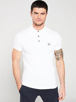 boss-casualnbsppolo-shirt-white