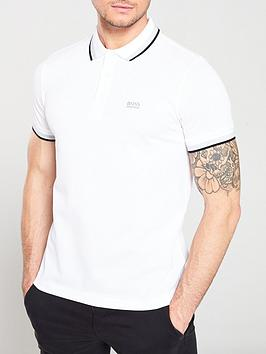 boss-athleisure-polo-shirt-white