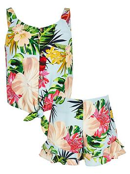 river-island-girls-floral-cami-top-outfit-blue