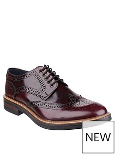 base-london-base-london-woburn-hi-shine-lace-up-brogue-shoe