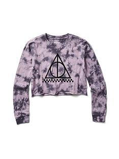 vans-harry-potter-deathly-hallows-crop-long-sleeve-greynbsp