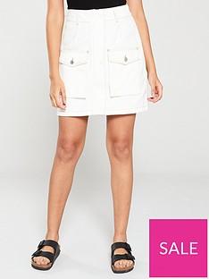 v-by-very-denim-utility-skirt-ecru