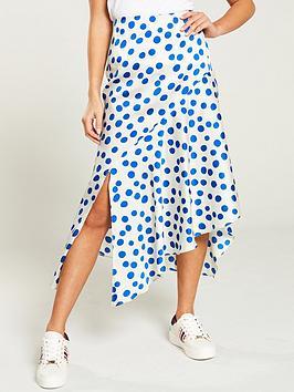 river-island-river-island-spot-split-side-ruffle-midi-skirt--blue