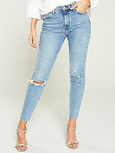 7076762a3a57ae River Island Jeans, River Island Jeans for Women | Very.co.uk