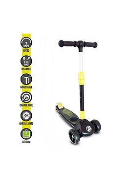 Zinc Zinc Electric T-Motion Tri-Scooter