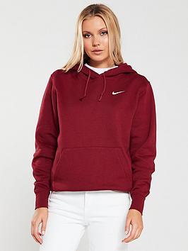 nike-sportswear-essential-trend-hoodie-red
