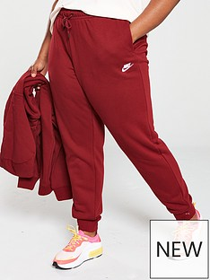 nike-nike-nsw-essential-pant-curve-red