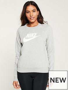 nike-sports-essential-hbr-sweat-dark-grey-heathernbsp