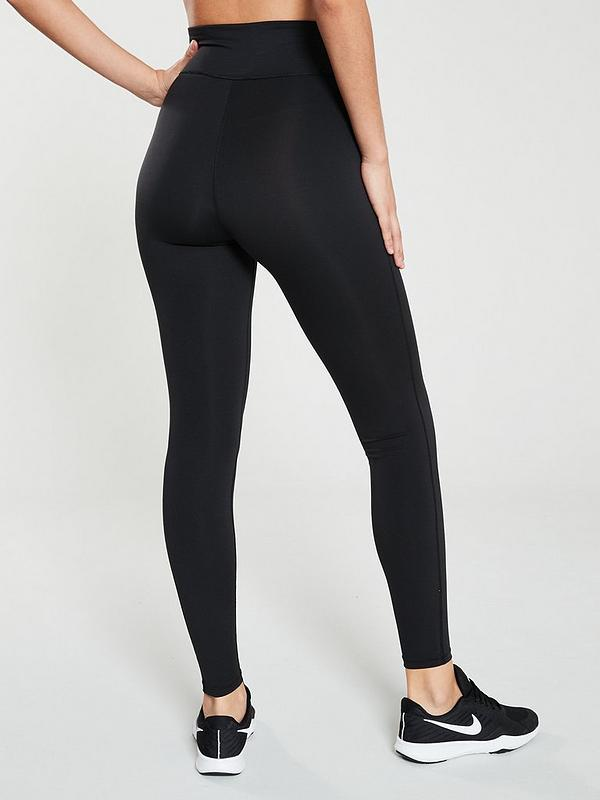 selected material online retailer comfortable feel Training Sculpt Victory Legging - Black