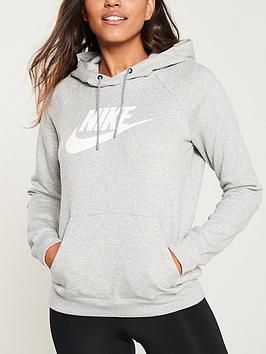 nike-sportswear-essential-othnbsphoodienbsp--dark-grey-heather