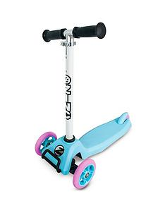 ZINC T Motion Tri Scooter ¿ Blue/Pink