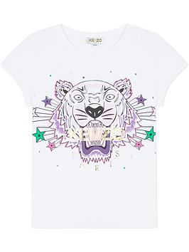 kenzo-girls-tiger-star-short-sleeve-t-shirt-white
