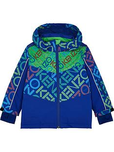 kenzo-aktion-boys-logo-print-hooded-ski-jacket-bluegreen