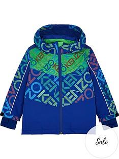 kenzo-aktion-boys-logo-print-hooded-ski-jacket-bluegreen