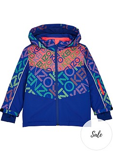 kenzo-aktion-girls-logo-print-hooded-ski-jacket-bluepinknbsp