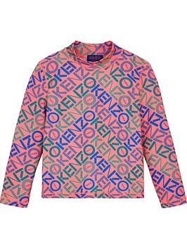 kenzo-aktion-girls-logo-print-base-layer-ski-top-pink