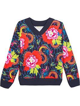 kenzo-girls-floral-dragon-sweatshirt-multinbsp