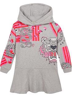 kenzo-girls-gayane-hooded-drop-frill-sweat-dress-grey