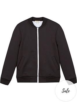 kenzo-boys-logo-zip-through-track-jacket-black