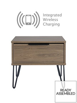 swift-tokyo-ready-assembled-lamp-table-with-black-hairpin-legs-and-integrated-wireless-charging-unit