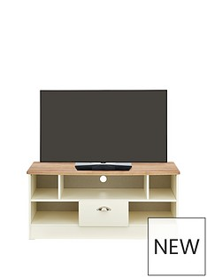 SWIFT Charlotte Ready Assembled TV Unit - fits up to 42 Inch TV