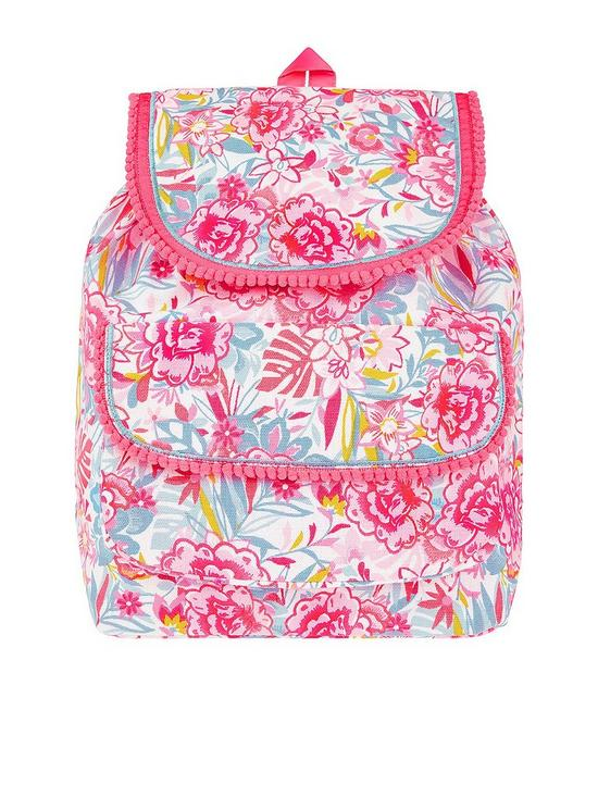 aa7f772d3b1 Girls Little Senorita Print Backpack - Bright Multi