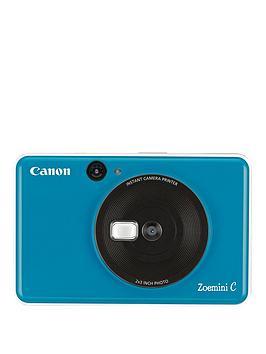 canon-canon-zoemini-c-pocket-size-2-in-1-instant-camera-printer-seaside-blue
