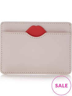 lulu-guinness-cate-card-holder-pink