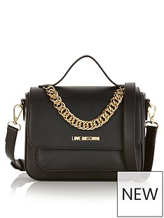 22e2c30330278 Black | Love moschino | Bags & purses | Very exclusive | www.very.co.uk