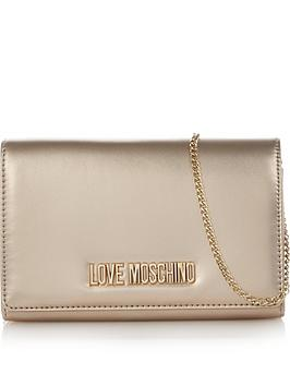 love-moschino-flap-over-cross-body-bag-gold