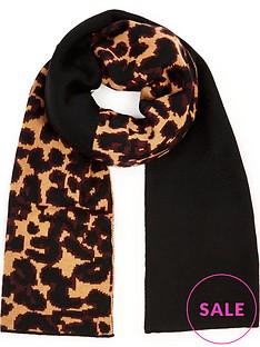 lulu-guinness-wild-cat-scarf-leopard