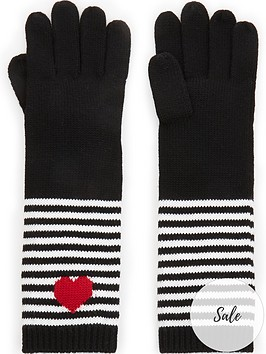 lulu-guinness-stripe-heart-gloves-blackwhite