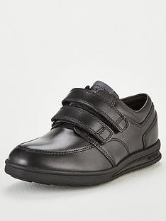 kickers-troiko-strap-shoes-black