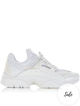kenzo-sonic-mesh-chunky-trainers-white