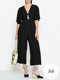 seafolly-tie-front-jumpsuit-black