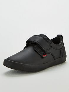 kickers-kariko-strap-shoes-black