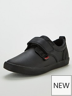 kickers-kariko-strap-shoes-black
